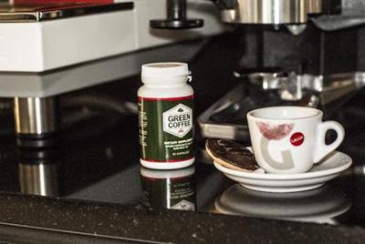 grüner kaffee kapseln test